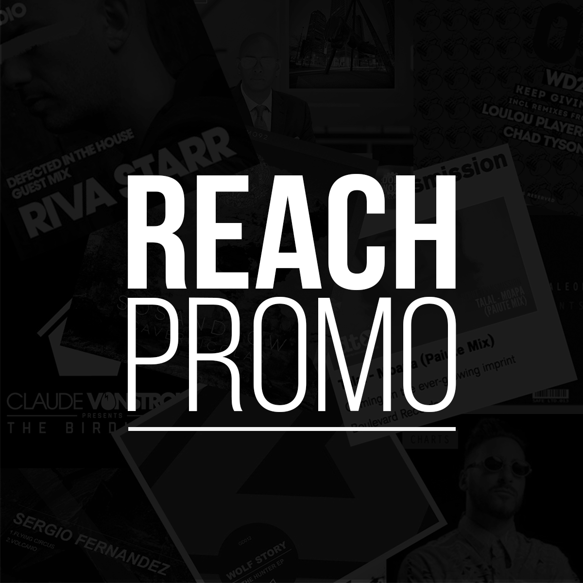 Reach Promo – PR agency for house and techno music – pitchup